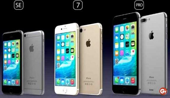 Apple, lansmanında iPhone 7 Pro'nun tanıtımını yapacak mı?