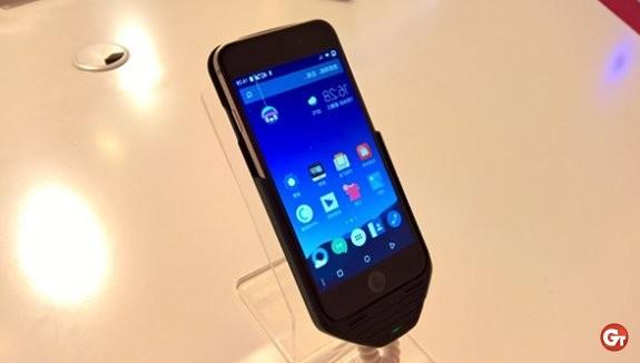 iPhone telefona Android işletim sistemi yüklenebilecek!
