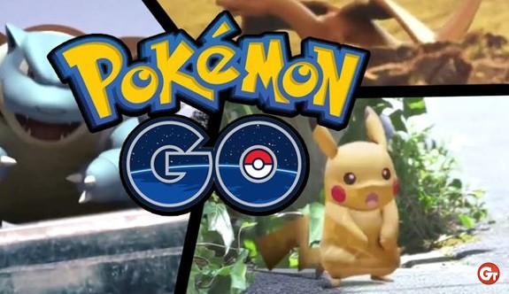 Pokemon Go oynayarak kutlama!