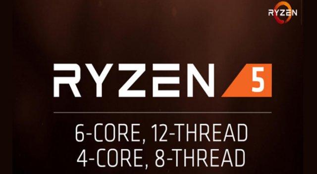 AMD Ryzen 5 işlemcinin fiyatı ve çıkış tarihi belli oldu!