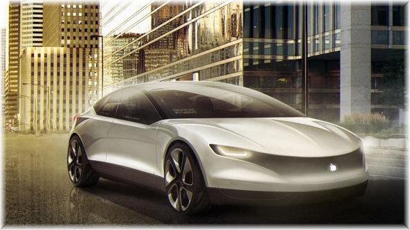 Apple otomotiv sektörüne resmen giriş yapıyor