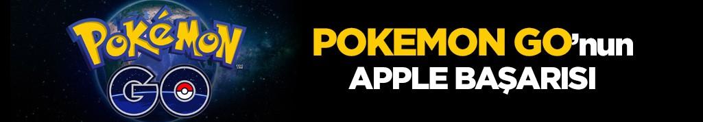 Pokemon Go, Apple Store'da indirilme rekoru kırdı!