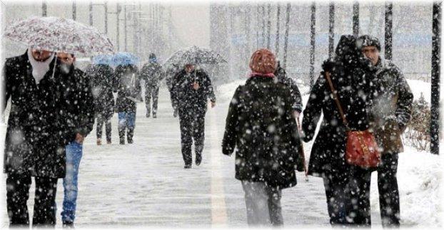 Meteoroloji'den kar yağışı uyarısı! 5 Mart'ta hava nasıl olacak?