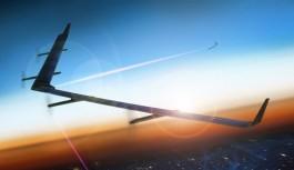 Facebook drone internet dağıtmak üzere havalandı!