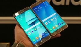 Samsung Galaxy S6 ve Note 5 modellerine güncelleme geldi