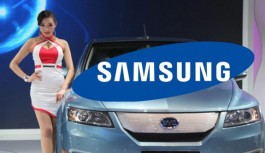 Samsung, elektrikli otomobil üreticisi...