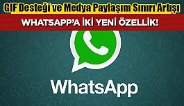 WhatsApp güncellemesi iki yeni özellik ile geldi!