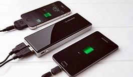 Akıllı telefonu sık şarj etmek pil ömrünü arttırıyor!