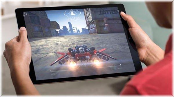 4 GB bellekli iPad Pro'lar görücüye çıktı