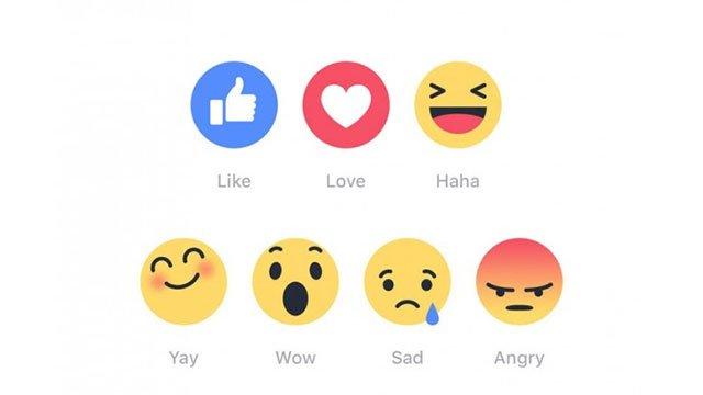 Facebook, Messenger'a da emoloji tepkilerini eklemeyi düşünüyor!